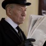 Ian McKellen shines above a meandering, unfocused drama about Sherlock Holmes