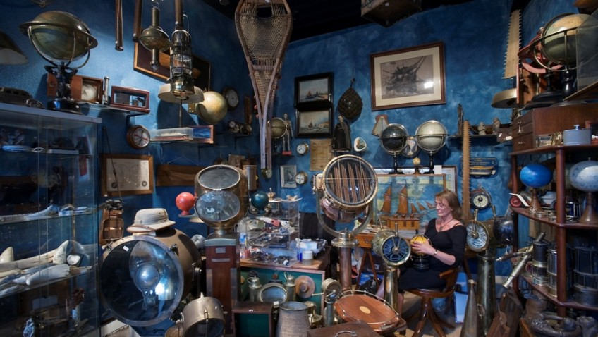 Making Money from Antiques