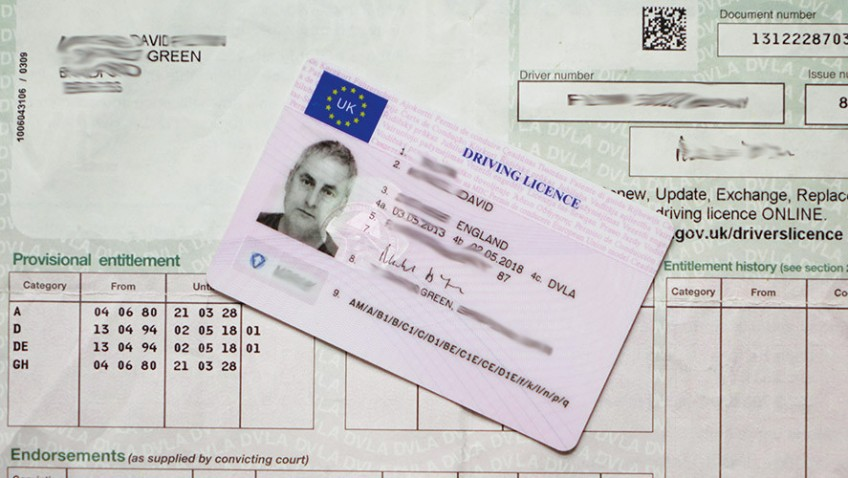 IAM warns drivers not aware of impending changes to scrapping of driving licence counterpart today