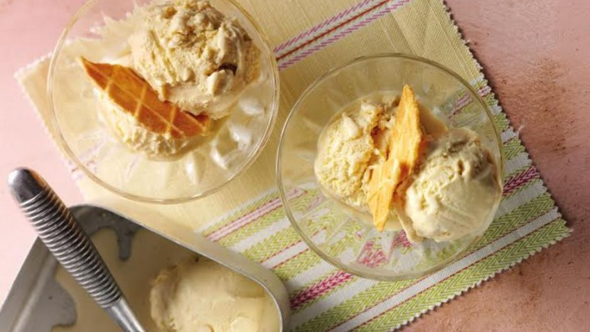 How to make perfect vanilla Ice cream