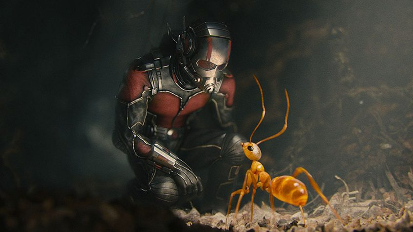 This latest addition to the Marvel Film world has great special effects, but a disappointing script