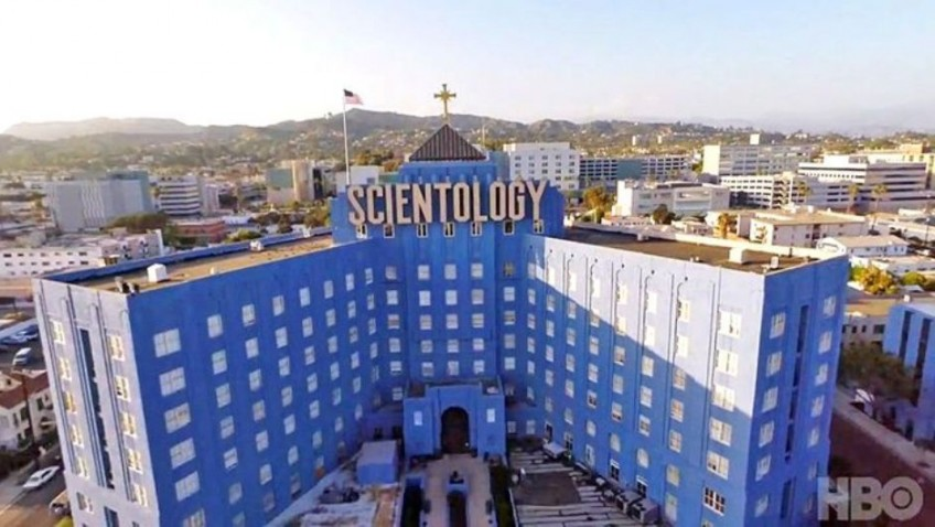 Alex Gibney's  riveting documentary about  The Church of Scientology is essential viewing