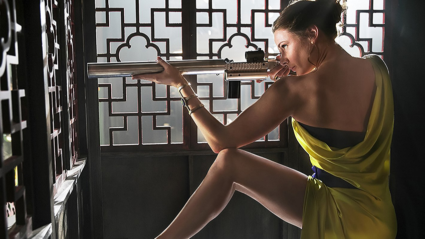 Rebecca Ferguson in Mission: Impossible - Rogue Nation - Copyright 2015 - Paramount Pictures - Credit IMDB