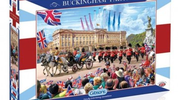 Win a quintessentially British puzzle from Gibsons