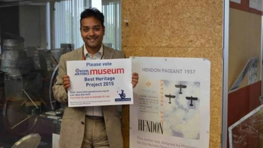 Give RAF museum project its chance to shine