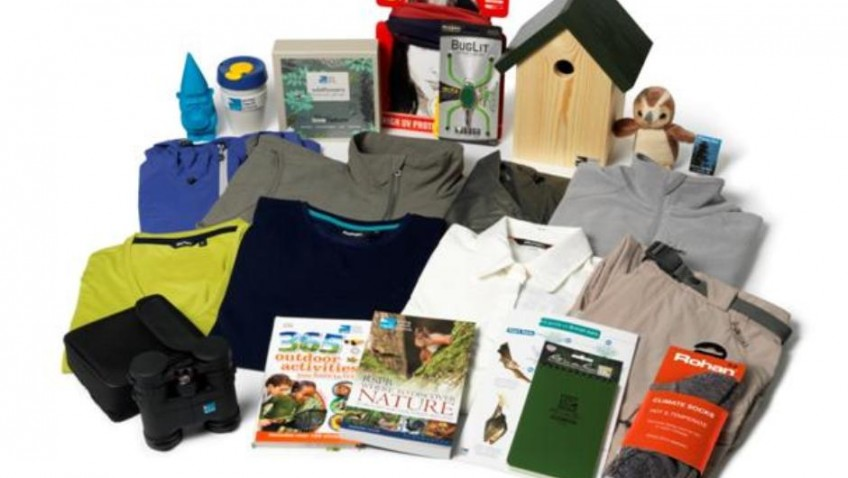 Win an ultimate big wild sleepout kit