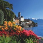 Natural beauty and outrageous luxury in Switzerland