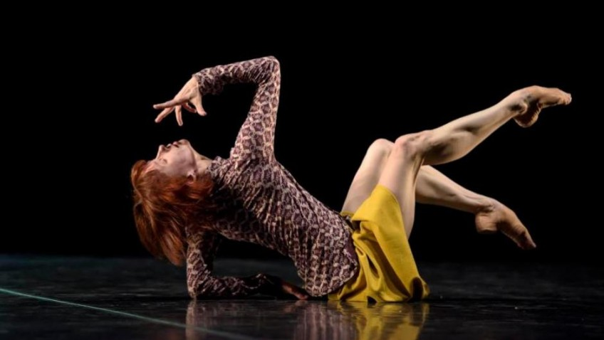 Sylvie Guillem takes her long farewell of the stage