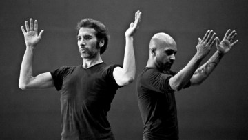 Khan and Galvan, two bravura dance masters, return to Sadler's Wells