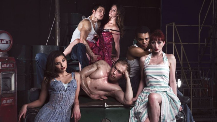 Lust and murder! Matthew Bourne's dance-thriller is back!