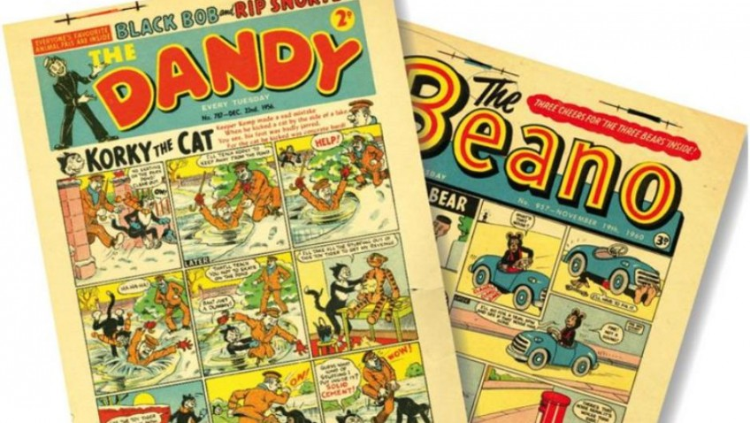Charlotte Courthold looks back at the comic culture that was so important to children