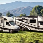 Surge of interest in motorhomes