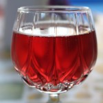 Paula Goddard suggests a cool glass of rose this week