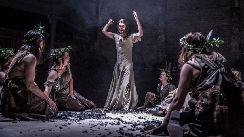 Euripides wins posthumous prize for best play