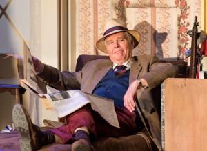 Dear Lupin. James Fox (Roger Mortimer). Photo credit Manuel Harlan (8)