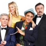 Slick and polished performance from the Dirty Rotten Scoundrels…