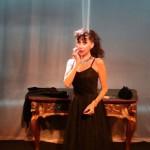Susie Lindeman's performance as Vivien Leigh is a tour de force