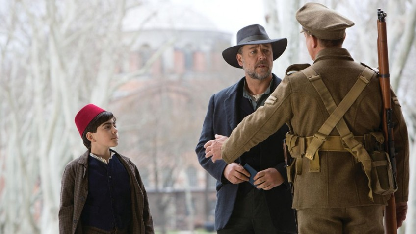 Three war films set in Gallipoli, the Norwegian mountains and Warsaw