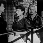 Glynis Johns and Diana Dors in a female prison drama