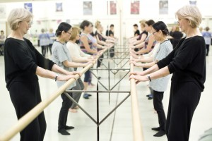 English National Ballet classes