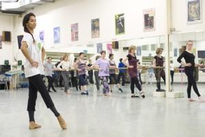 English National Ballet classes 4