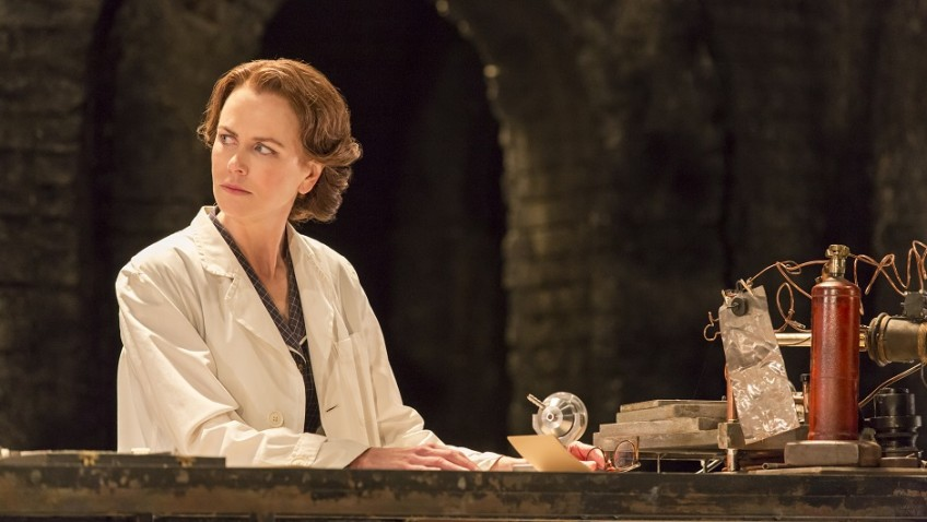Nicole Kidman, back on the London stage, discovers the secret of life.
