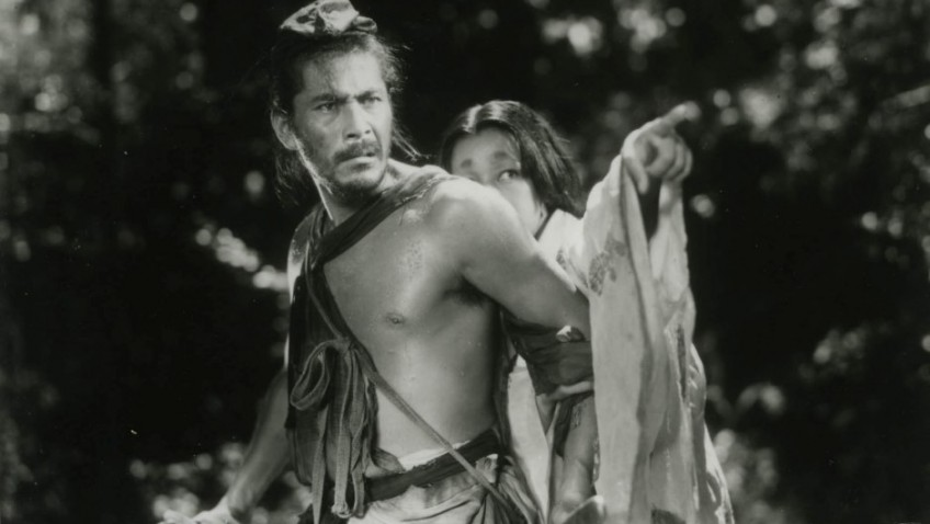 If you see only one Japanese film in a lifetime it has to be Rashomon