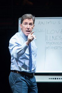 Rob Brydon (Crane) in Future Conditional. Photo credit Manuel Harlan