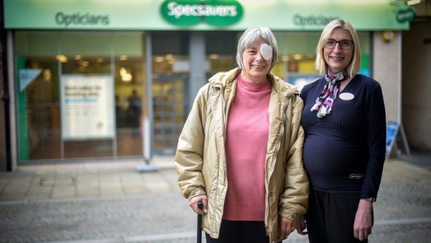 Gone to Specsavers
