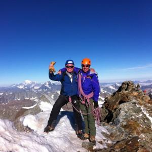 Eamonn McGreevy, Matterhorn