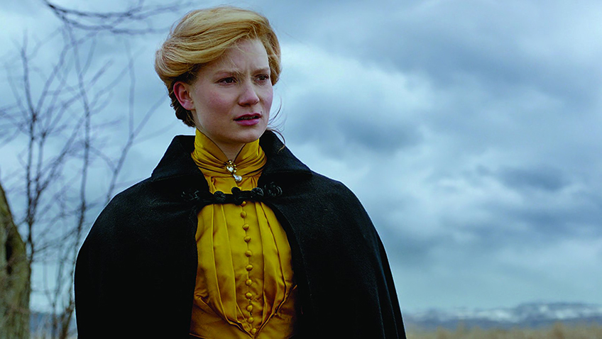 Mia Wasikowska in Crimson Peak - Copyright 2015 - Universal Pictures - Credit IMDB