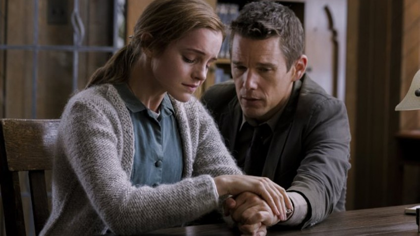 Regression: Emma Watson and Ethan Hawke cannot save Alejandro Amenábar's first bad film