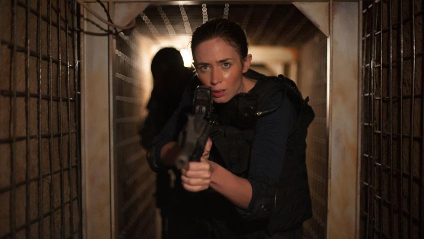 Emily Blunt in Sicario - Credit IMDB