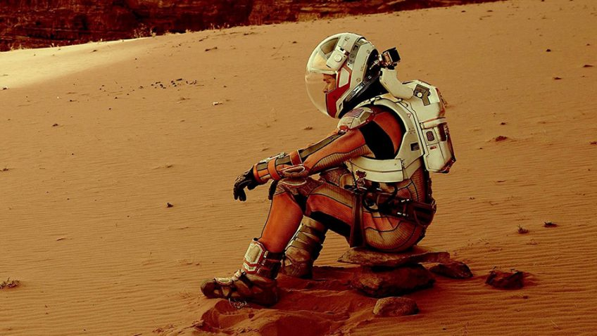 Life on Mars – 77-year-old Ridley Scott's new blockbuster