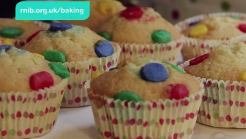 Blind baking – how someone with sight loss finds their way around a kitchen