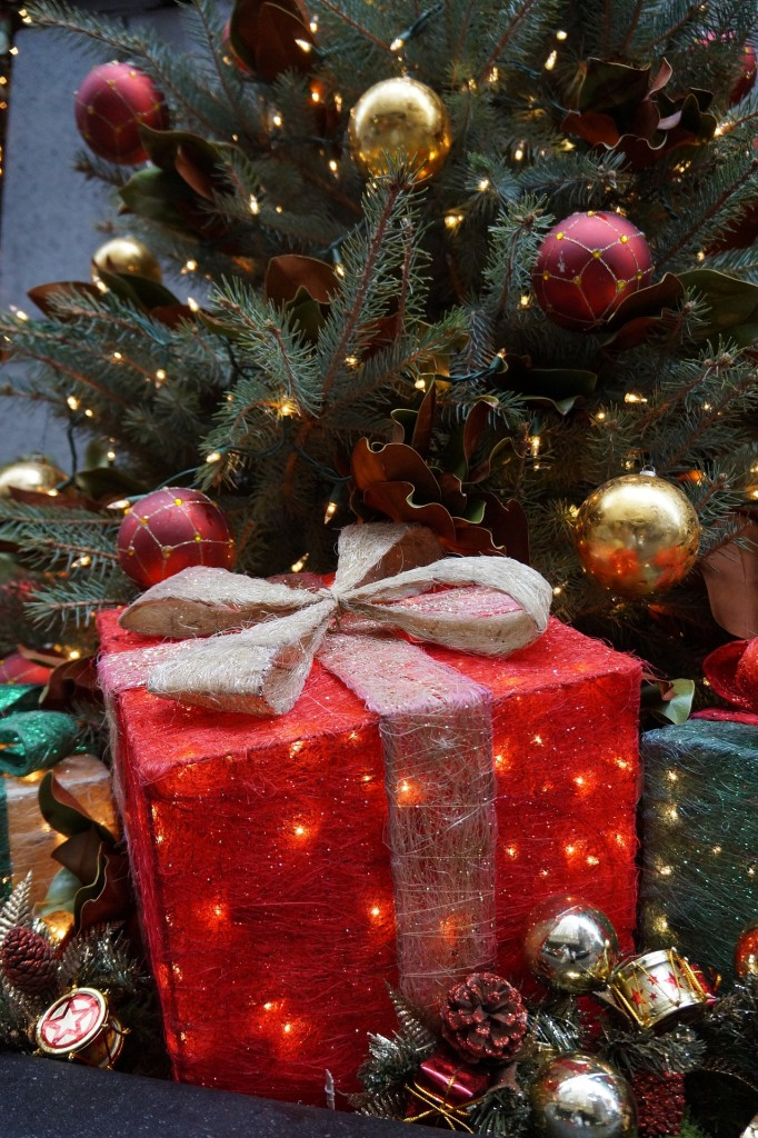 christmas tree and presents Pixabay https://pixabay.com/en/gifts-christmas-winter-new-york-644966/ Free for commercial use / No attribution required