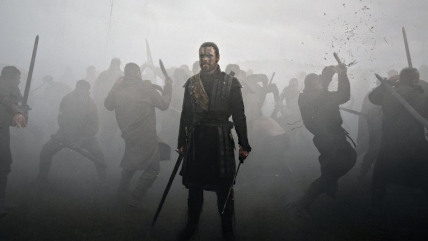 Fassbender, Cotillard and atmospheric filmmaking – but not much Shakespeare.