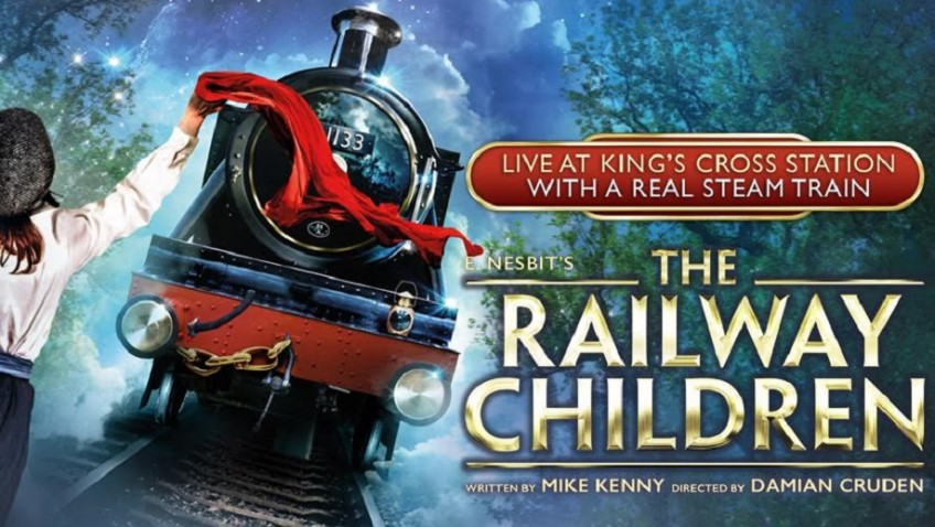 Win a family ticket to see The Railway Children at King's Cross Theatre!