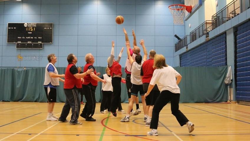 Basketball for all.