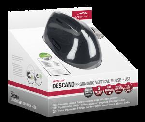 Descano Box Shot Vertical Mouse