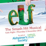 Elf the musical to host special fundraising gala in aid of alzheimer's society