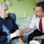 Jeremy Hunt to remain as Secretary of State for Health