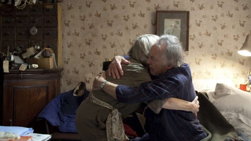 A wonderful British film about a son looking after his ageing parents