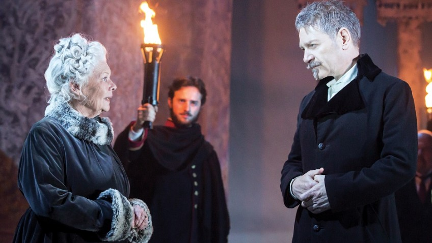 Kenneth Branagh is back in the West End