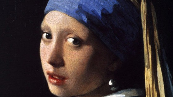 A wonderful book on Vermeer