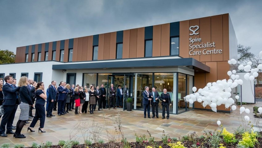 New £14m cancer centre opens in Chelmsford