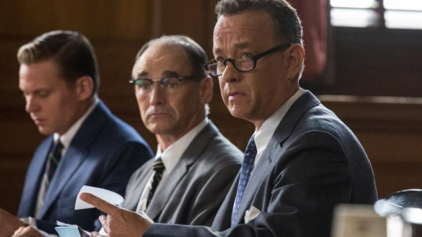 Steven Spielberg unites Tom Hanks and Mark Rylance in an enthralling true story.