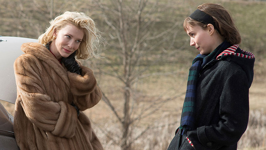 Carol – a triumph of style over substance