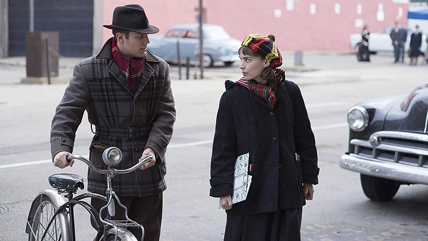 Rooney Mara and Jake Lacy in Carol - Credit IMDB