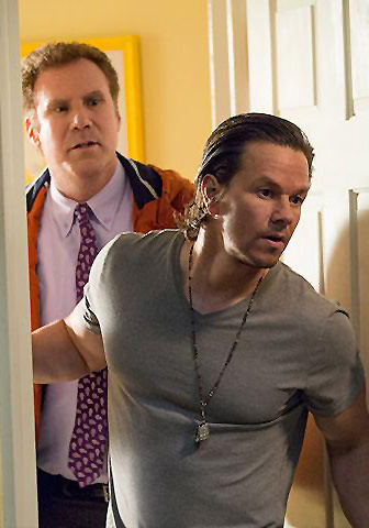 Mark Wahlberg and Will Ferrell in Daddy's Home - Credit IMDB